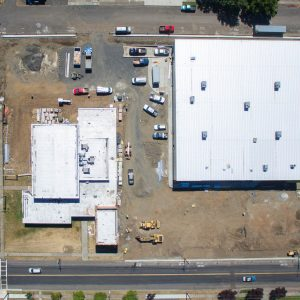 Drone Photography for Construction and Mapping