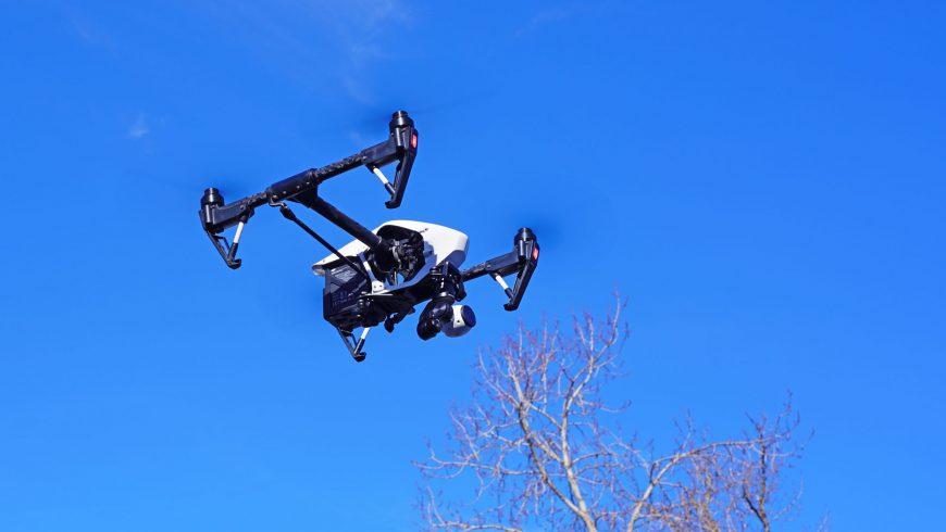 DJI Inspire 1 in Flight Drone Photographer in Spokane & Coeur d'Alene