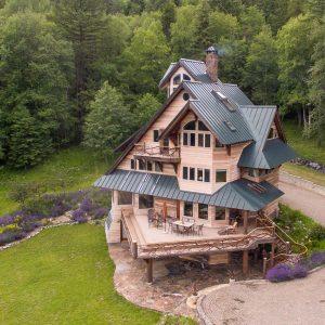 Steven Lyman Anavo Sandpoint Home