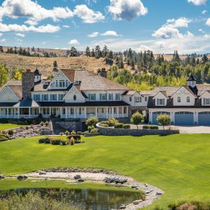 Stock Farm Estate, Hamilton Montana