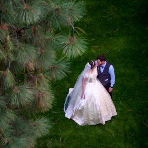 Drone Wedding Photograpy