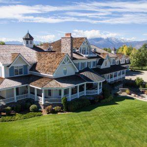 Estate in Hamilton Montana Stock Farm Club