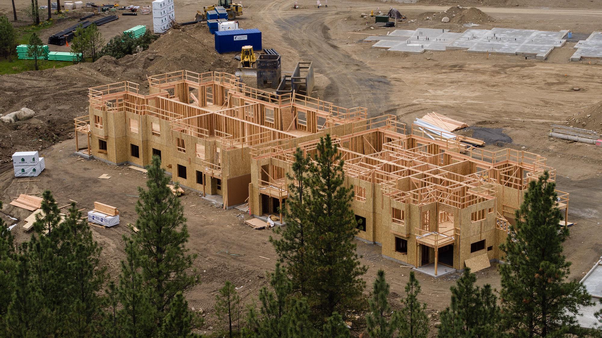 Construction Drone Operator in Spokane and Coeur d'Alene