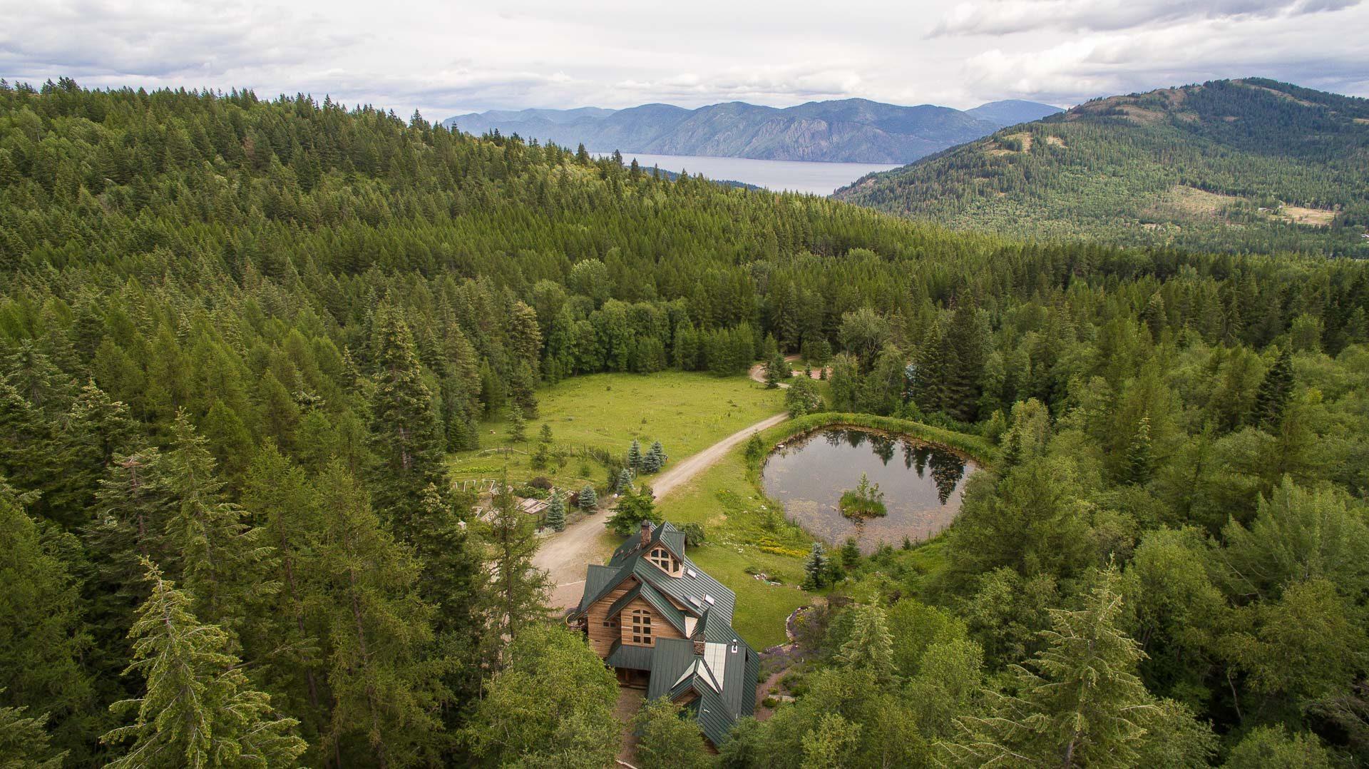North Idaho Luxury Real Estate Photography