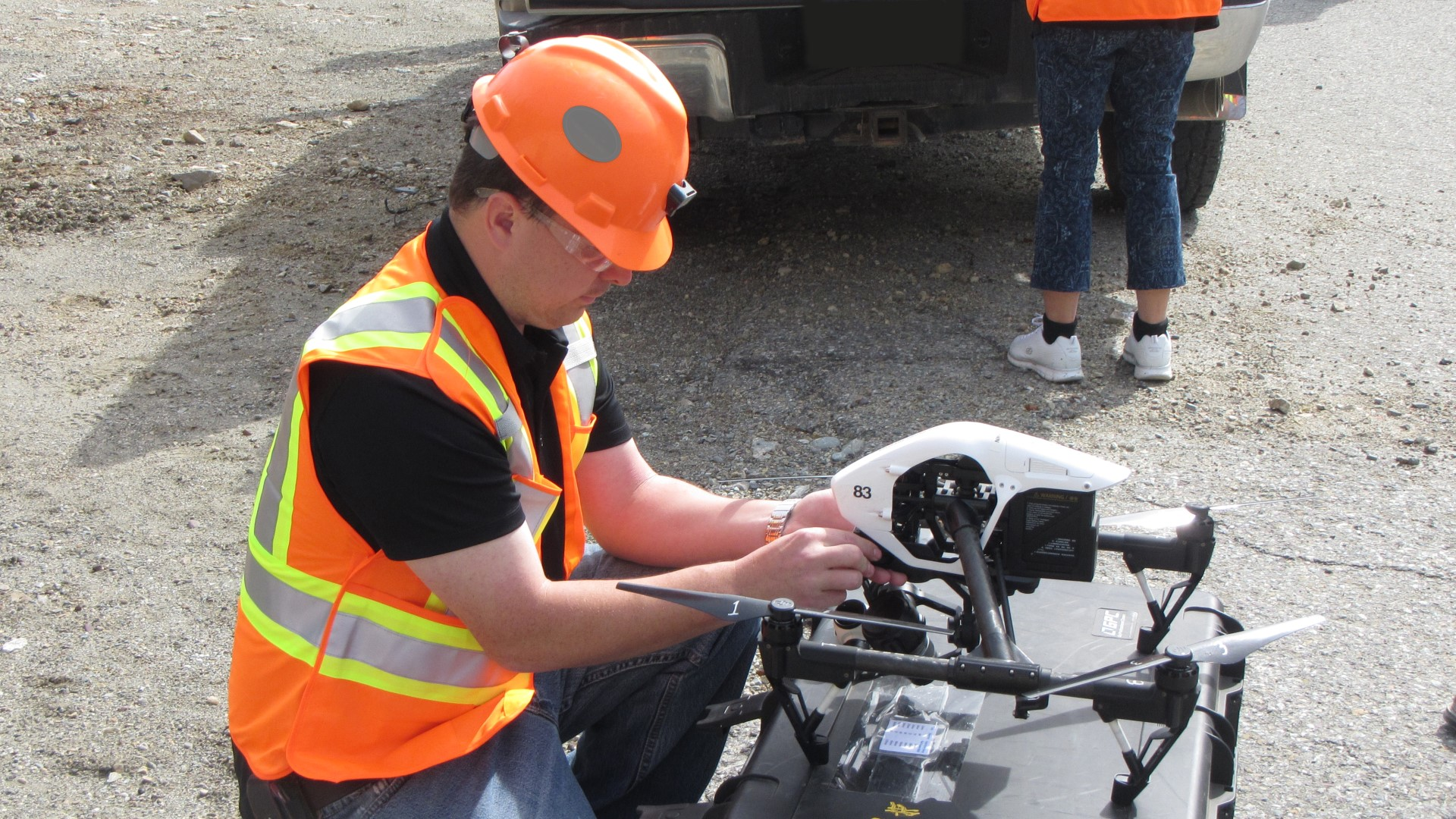 Industrial Drone Inspections in Washington and Idaho