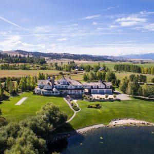 Stock Farm Estate, Hamilton Montana