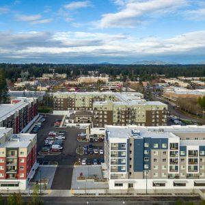 Polaris at Covington Drone Photography Seattle