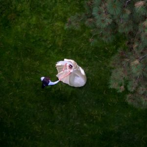 Drone Wedding Photograpy