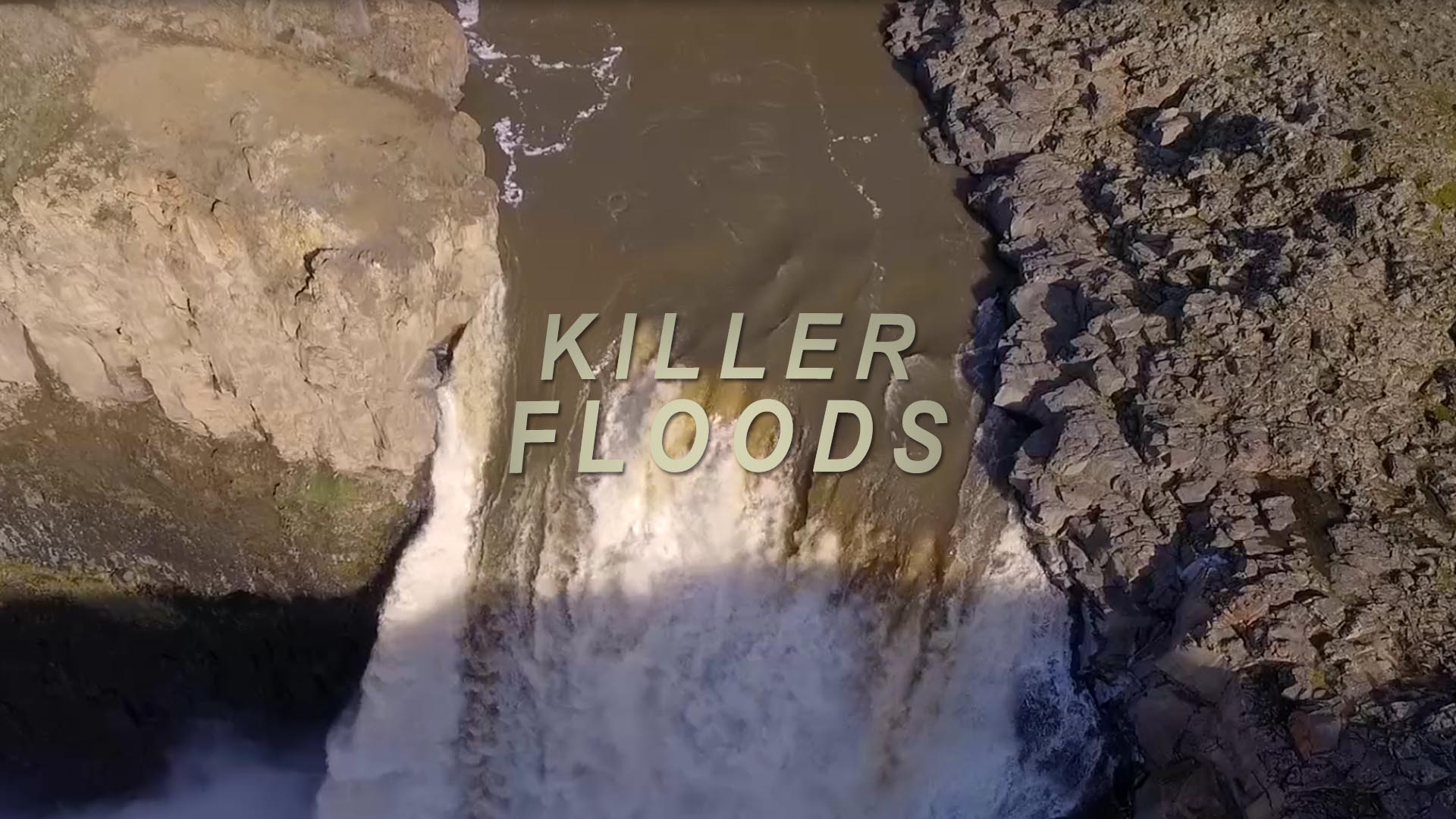 PBS Nova Killer Floods Season 44 Episode 18