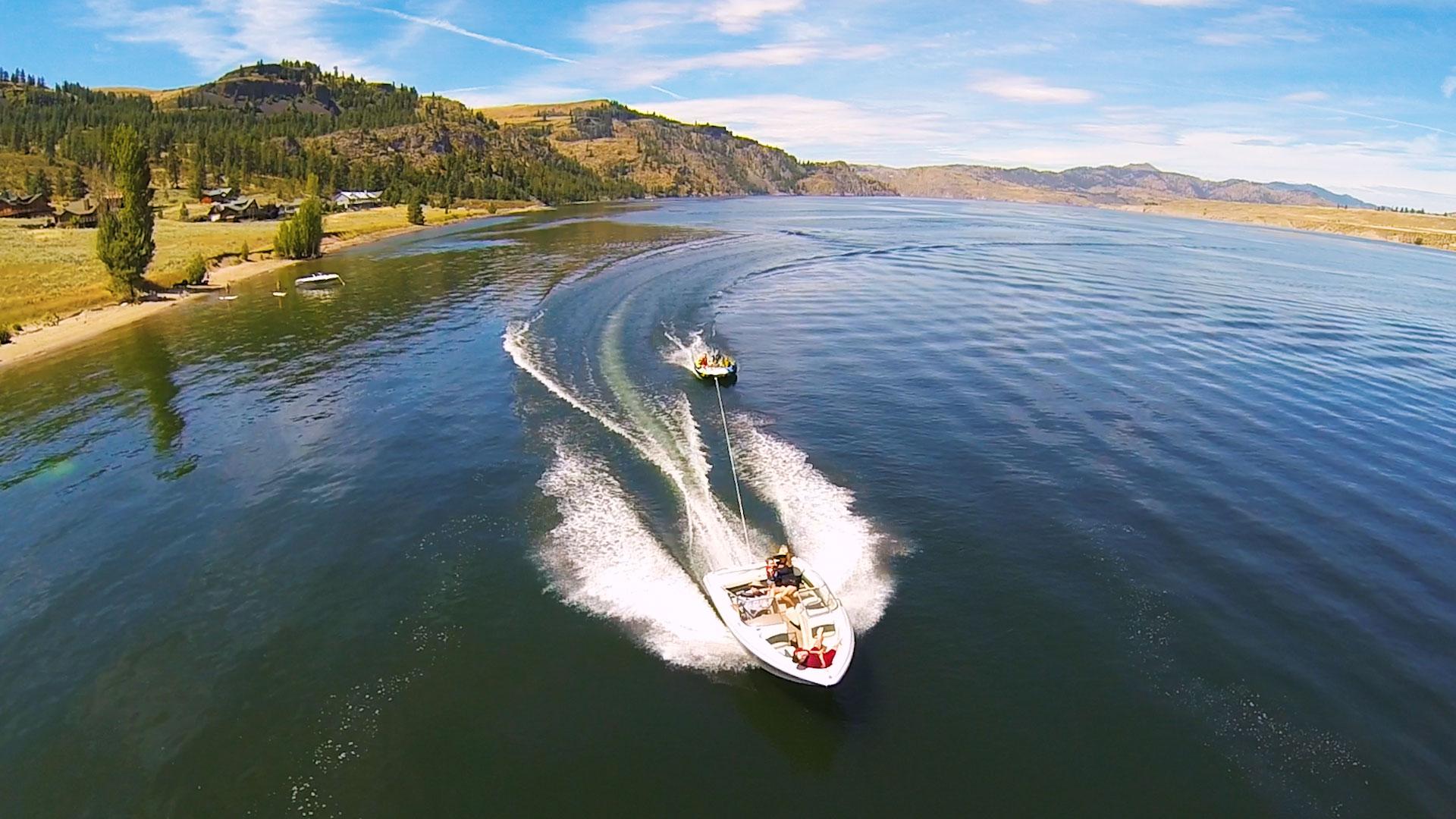 Lincoln County EDC Lake Roosevelt