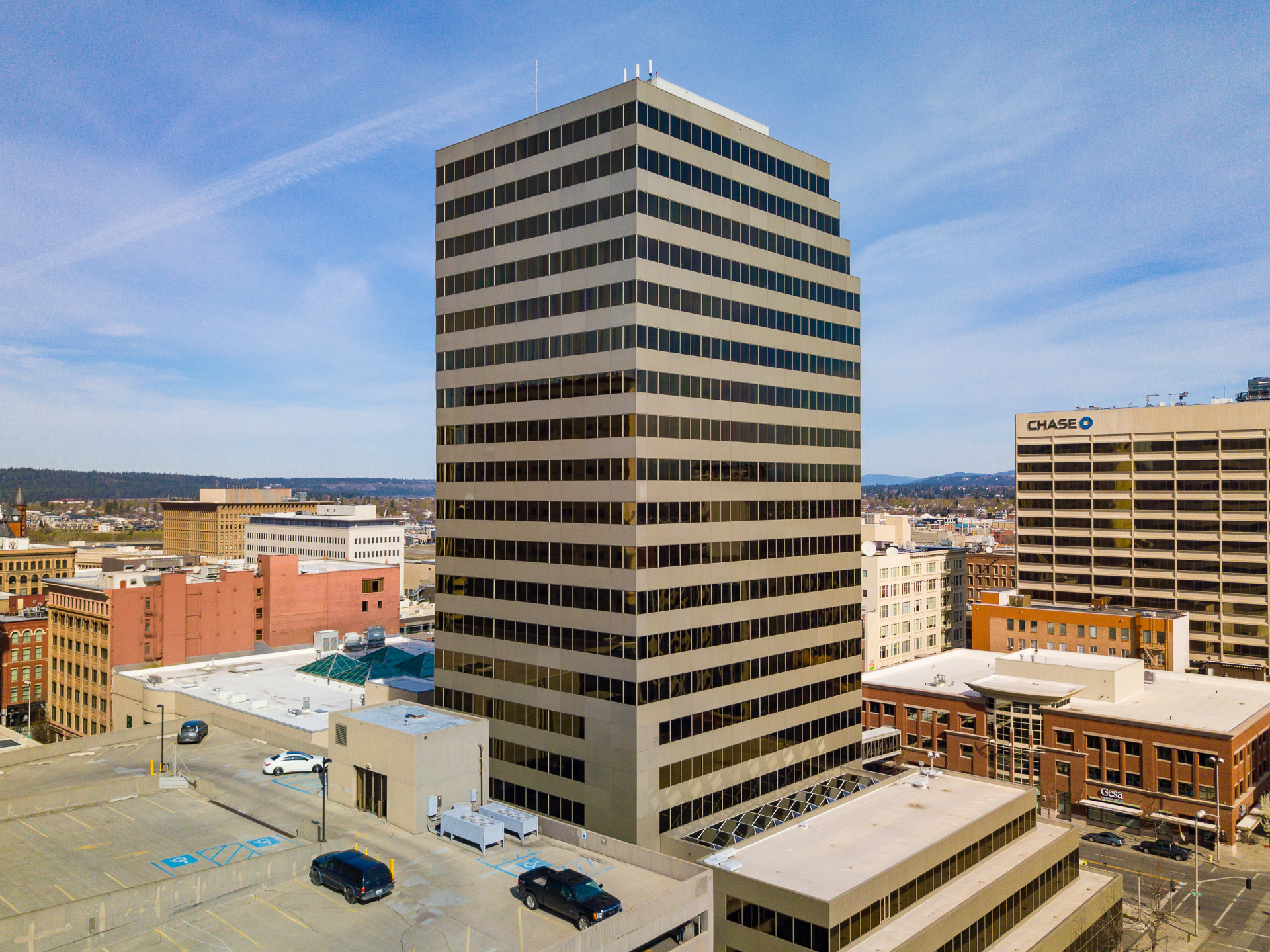 High End Commercial Real Estate Photography in Spokane